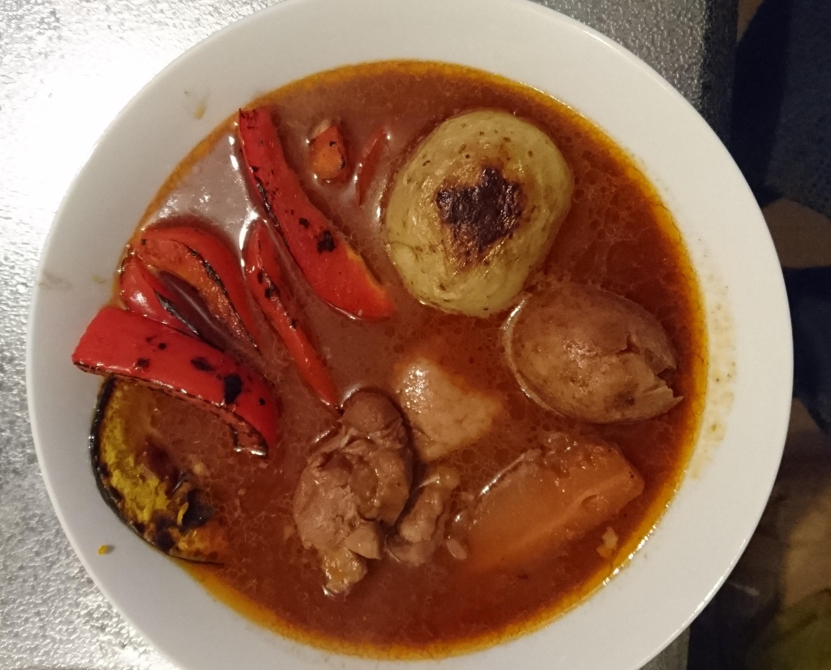 スープカレー木多郎のレトルト商品