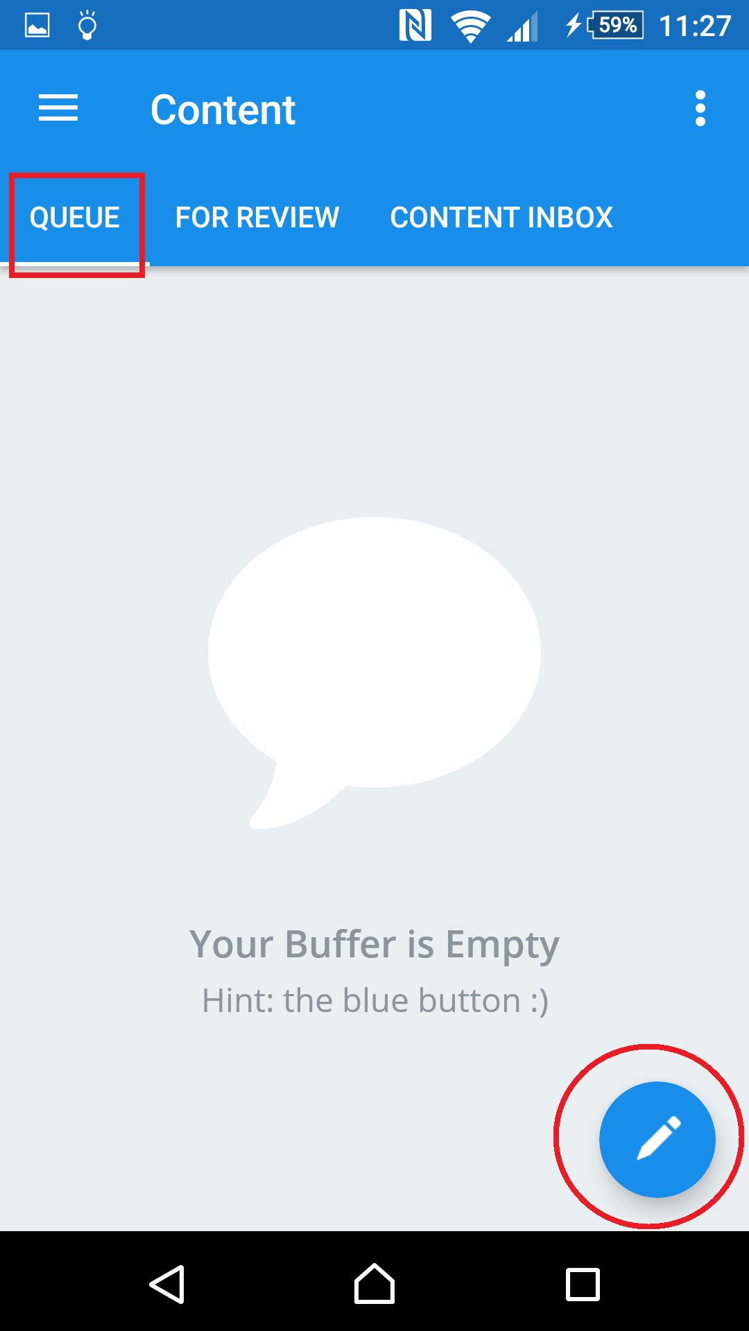 Buffer詳細